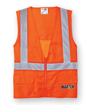 Picture of CSV405 - Mesh Back Safety Vest