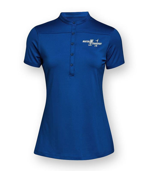 Picture of 1317218 - Ladies UA Corporate Polo 2.0